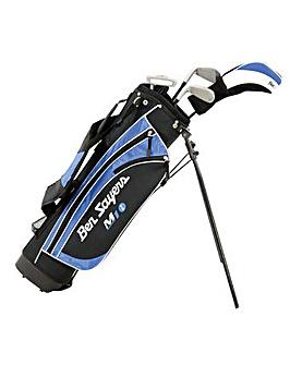 M1i Junior Set (Stand Bag 5-8) Blue