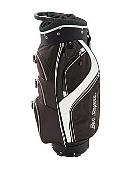 Ben Sayers DLX Cart Bag Black/White
