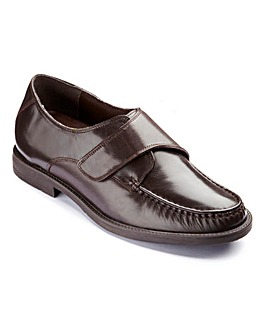 Stride Tall Touch & Close Shoes Wide Fit