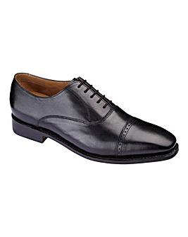 Italian Classics Mens Lace Up Shoe Wide