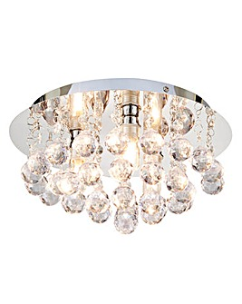 Serena Decorative Bathroom Ceiling Light