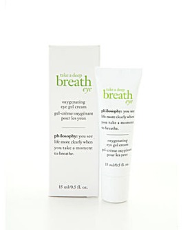 Take A Deep Breath Eye  Moisturizer