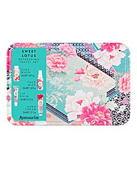 Accessorize Travel Tin - Sweet Lotus