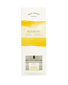 Wax Lyrical Refresh 200ml Reed Diffuser