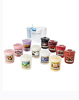 Yankee Candle Triple Votive Holder Set