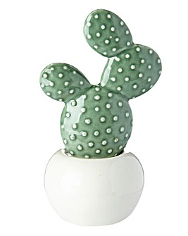 Ceramic Cactus Ornament