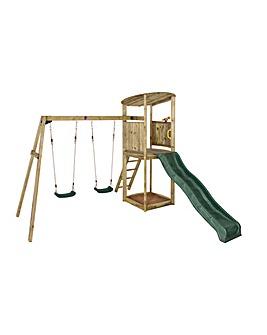 Plum Bonobo Wooden Play Centre