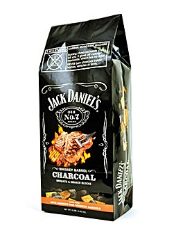 Jack Daniels Whiskey Barrel Charcoal