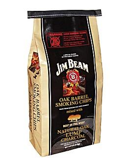 Jim Beam Natural Oak Lumpwood Charcoal