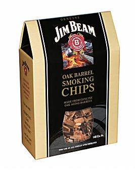 Jim Beam Oak Barrel Smoking Chips 600g