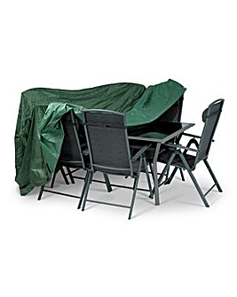 Heavy Duty Polyester Cover - 6 Seat Set