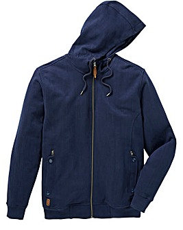 Fenchurch Trinity Zip-Thru Sweat