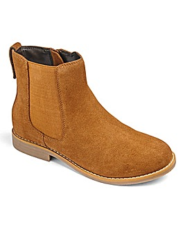 The Kids Division Girls Chelsea Boots