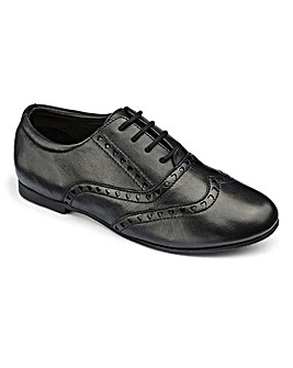 Amelia Lace Up Brogues G Fit