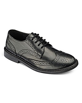 Sebastian Lace Up Brogues F Fit