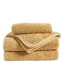 Christy Harrogate Towel Range-Sandstone