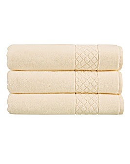 Christy Serenity Towel Range-Opal