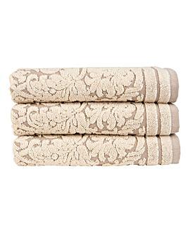 Christy Versailles Towel Range