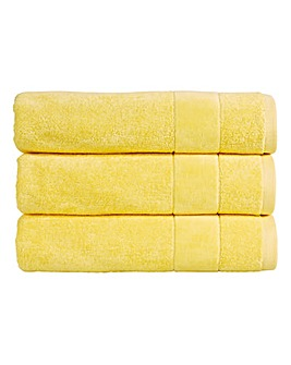 Christy Prism Towel Range- Taxi Cab