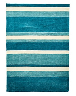 Manhattan Stripe Rug Large