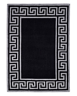Greek Key Rug Large