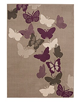 Butterfly Rug Large