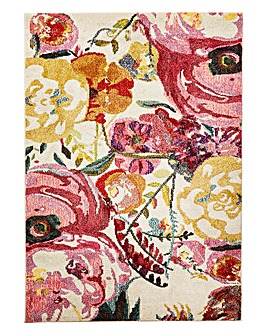 Lucy Water Colour Rug Large