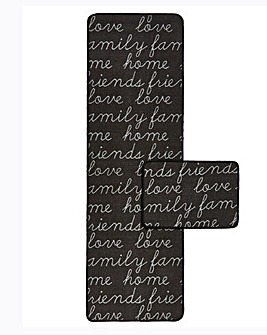 Scroll Writing Runner & Door Mat