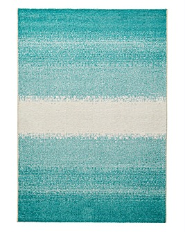Ombre Shaggy Rug Large