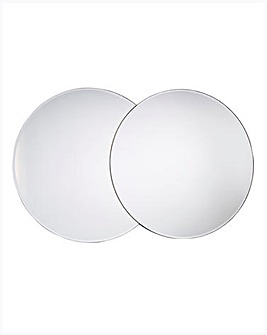 Hollie Overlapping Circle Mirror