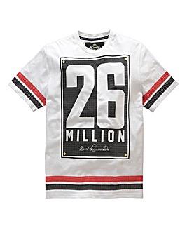 26 Million Praag White T-Shirt