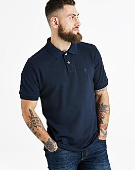Capsule Navy Short Sleeve Polo R