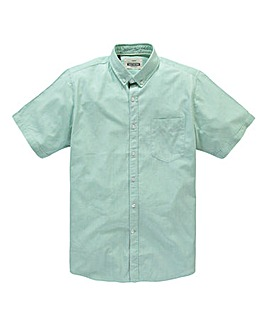 Jacamo Short Sleeve Raymen Shirt Long