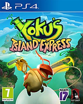 Yokus Island Express PS4