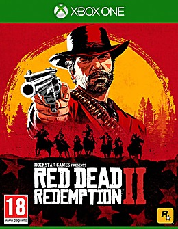 XB1 -Red Dead Redemption 2
