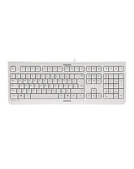 Cherry KC 1000 - Wired keyboard (Grey)
