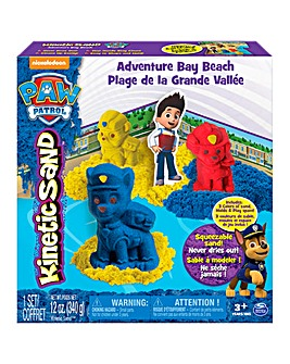 Kinetic Sand Paw Patrol Character