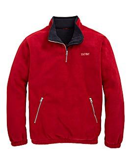 Southbay Unisex Zip Neck Fleece