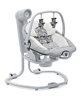 Joie Serina 2 in 1 Swing & Rocker-Arrows