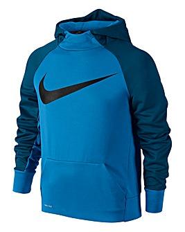 Nike Older Boys Therma Training Hoodie