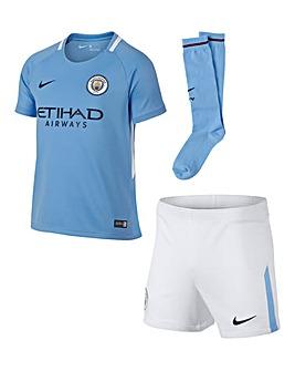 Nike Boys MCFC Kit