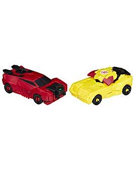 Transformers Crash Combiner Bumblebee.