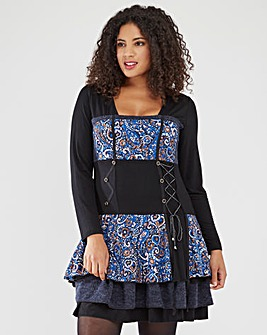 Joe Browns Corset Layered Dress