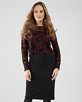 Joe Browns Crochet Lace Dress
