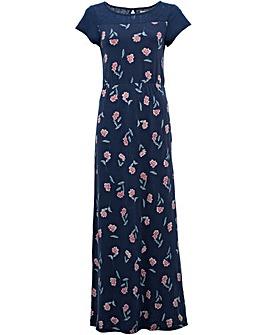 Brakeburn Summer Bloom Maxi Dress