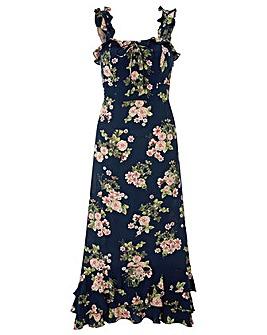 Monsoon Eva Print Maxi Dress