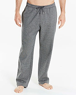 Capsule Charcoal Open Hem Loungepants