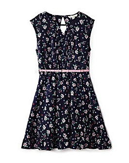 Yumi Girl Sunglass Spot Tea Dress