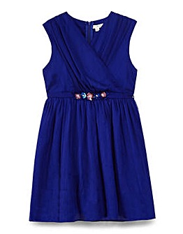 Yumi Girl Embellished Dress