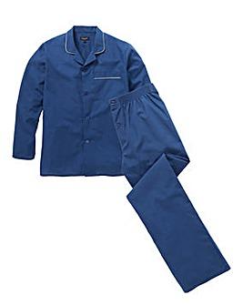 Capsule Blue Long Sleeve PJ Set